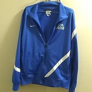 Nike DRI-FIT lightweight Blue/white Jacket size XL